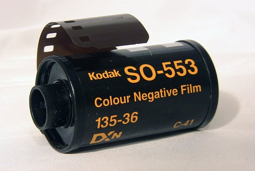 Kodak SO 553 – The Special One