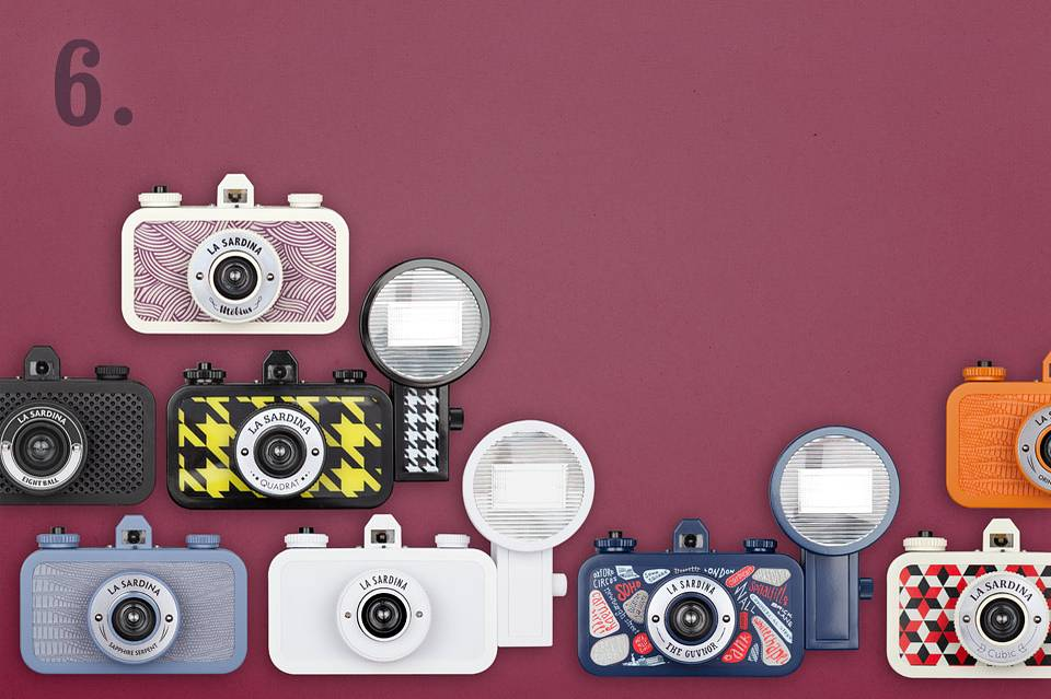 Today Only: 19% of Any Plastic La Sardina Camera