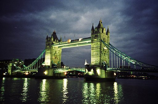 Tower Bridge After Dusk