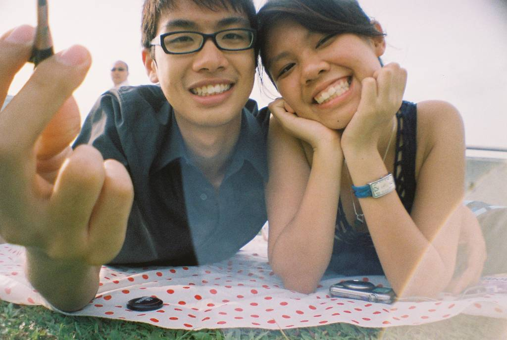 Fun-Filled Day at Marina Barrage With La Sardina & My GF