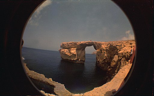 Falling for Fall: The Azure Window