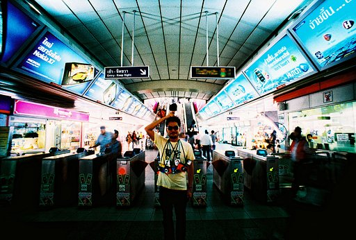 Ten Golden Rules on the way to Lomography Embassy Store Bangkok