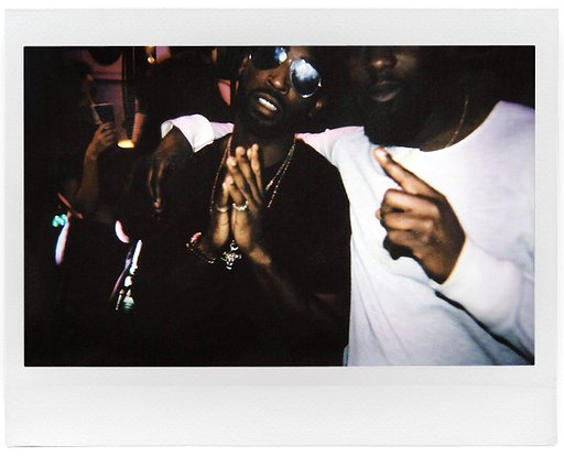 Tinie Tempah: Hackney House Parties with the Lomo'Instant Wide