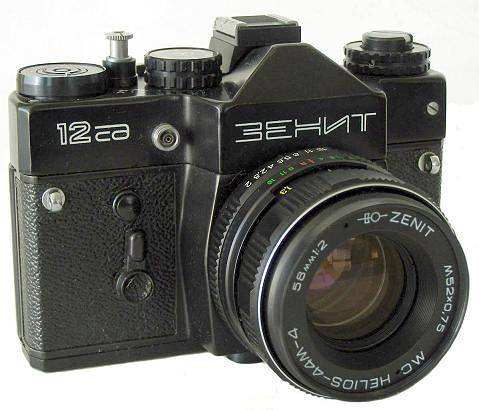 Zenit 12 SD: An Awkward but Likeable Customer