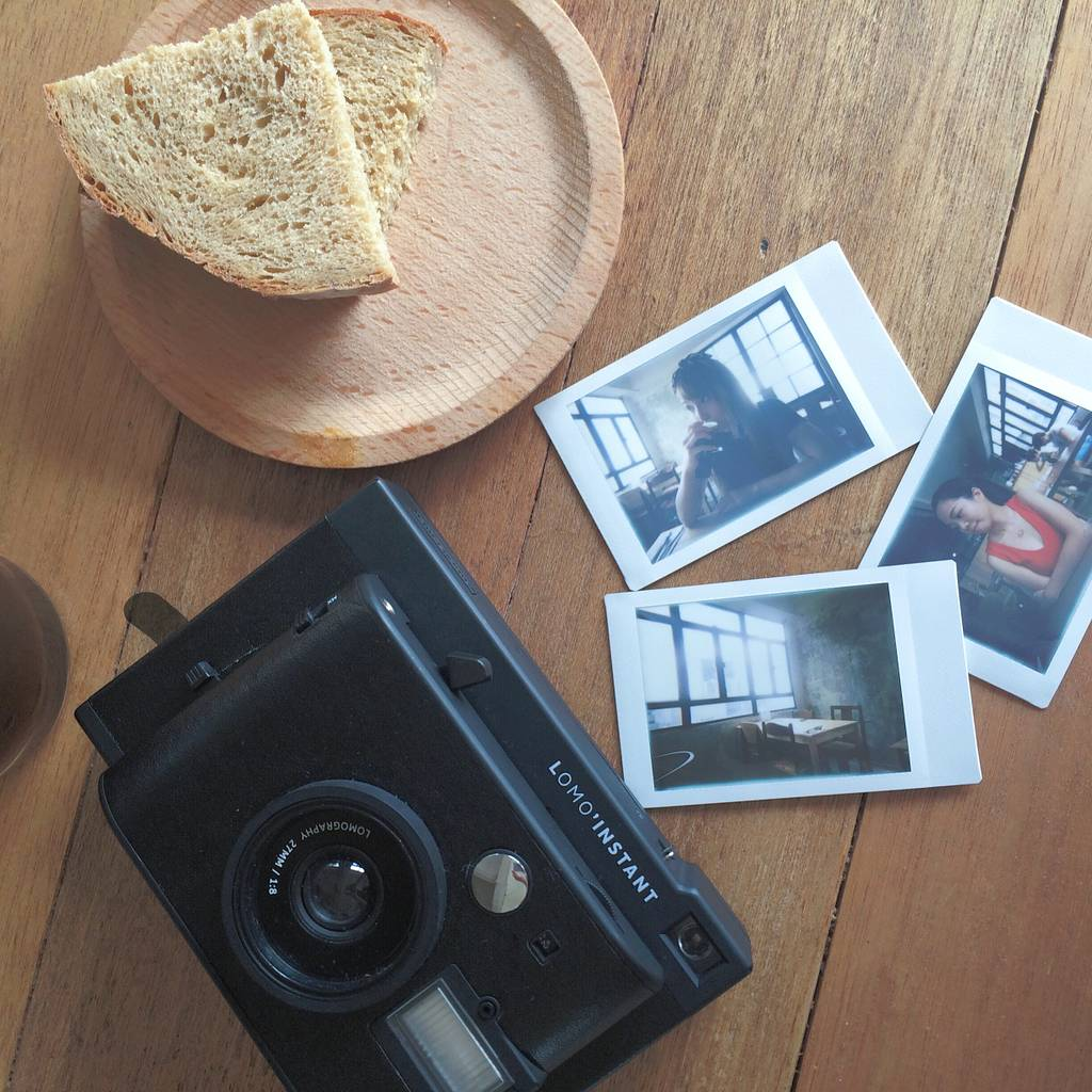Lomo'Instant First Impressions