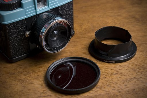 Camera Modification Tips – Filters to Diana Mini