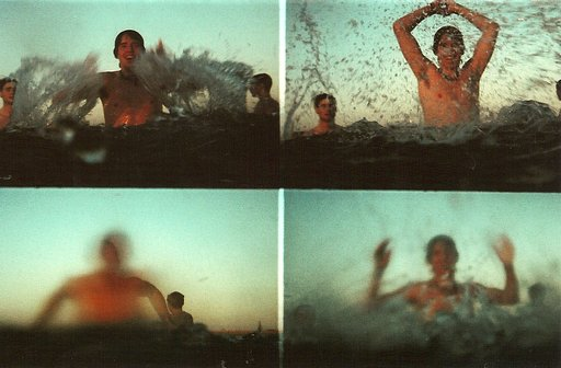Shoot Spontaneous Summer Scenes in Four Frames