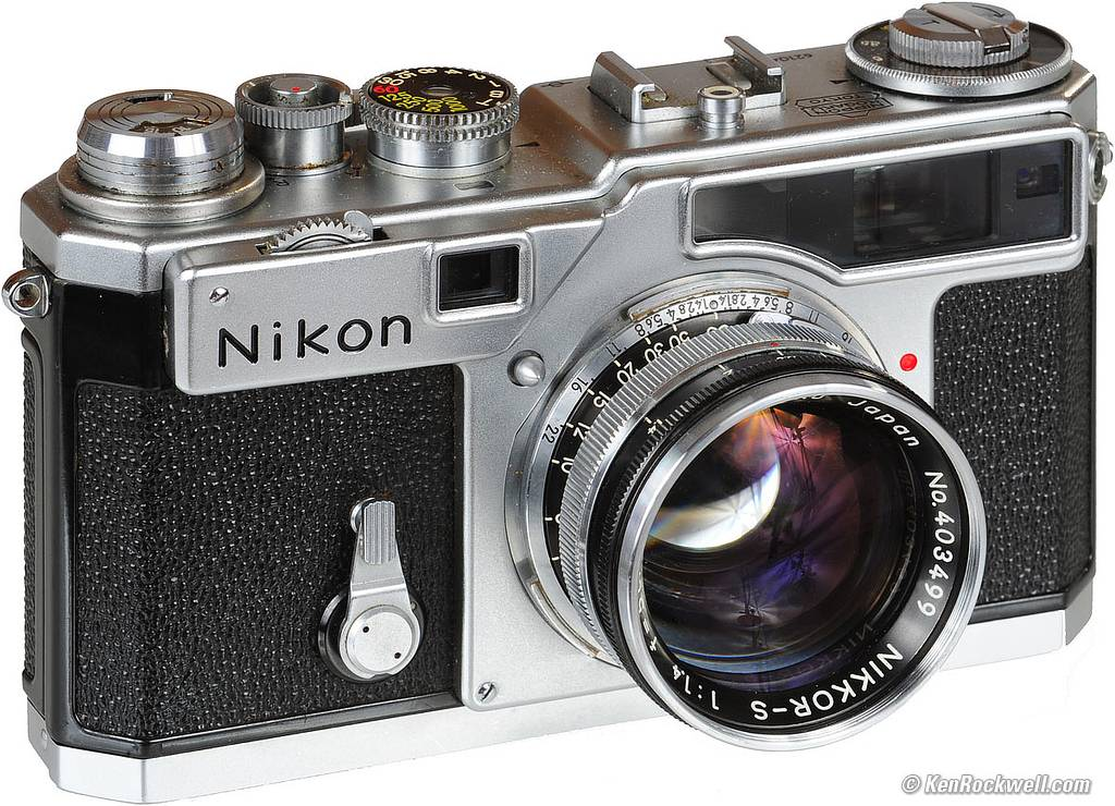 Lomopedia: Nikon SP