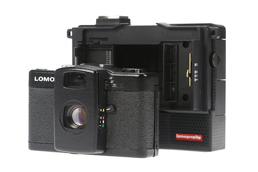 Instant Lomography - The Invention of Lomo LCA+ Instant Back