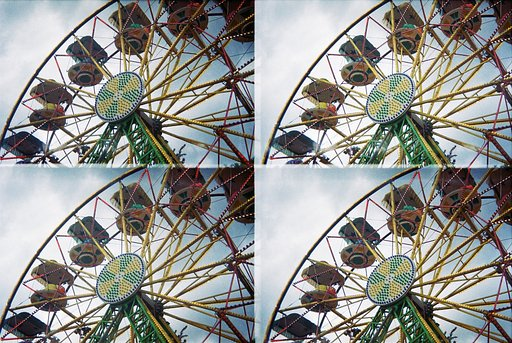 Big Wheels and Merry-Go-Rounds: Take Stunning Lomographs the Community will Love