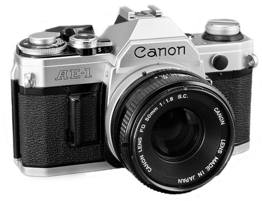 Canon AE-1: A Heavyweight Champ!