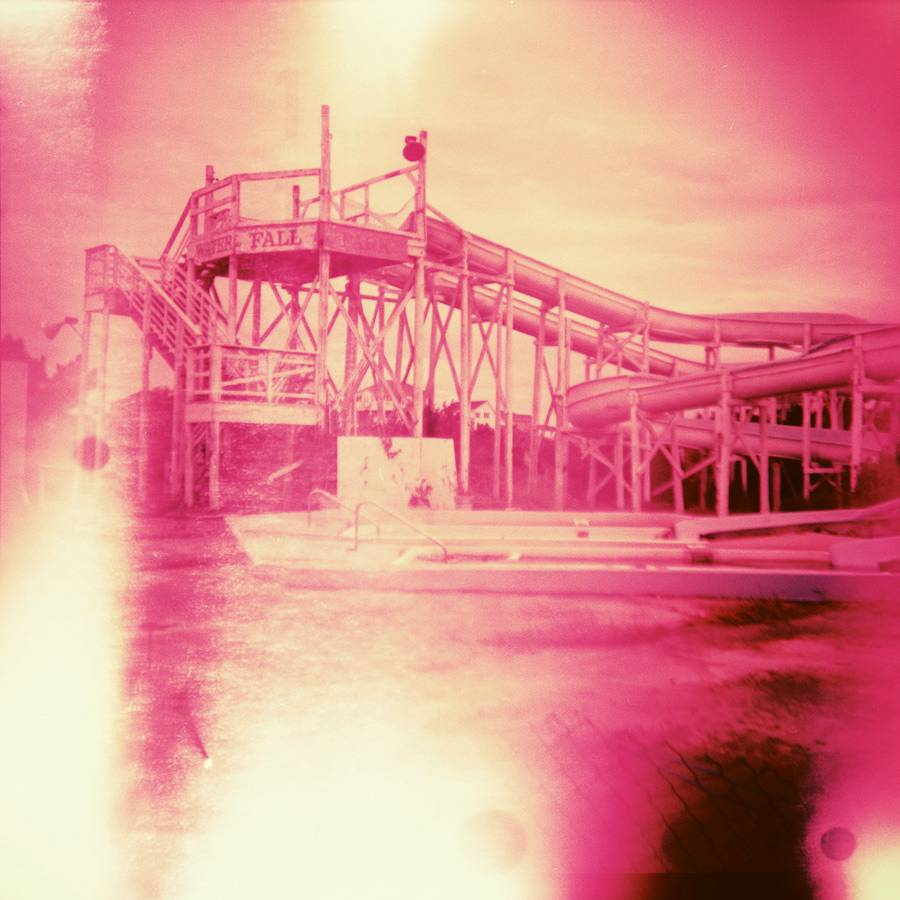 Memories of Summer: Diana F+ Goes to OBX