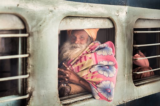 Jaipur Bound - Photographs by Skander Khlif