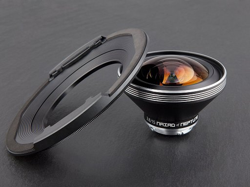 Shoot Super Wide with the Naiad 15mm Art Lens & Convertible Lens Base Bundle!