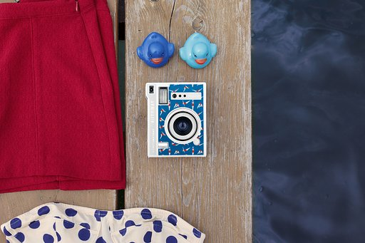 Enjoy your Summer right with the Lomo'Instant Automat Riviera!