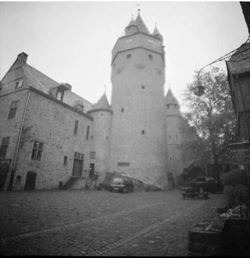 The Altena Castle