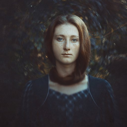Beauty in Bokeh: Portrait Photography by Raluca Arhire with the Petzval 58 Art Lens