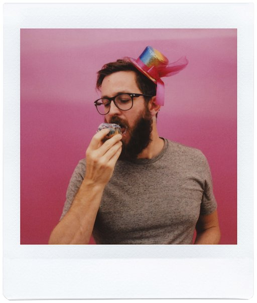 Photo Booth Sessions with the Lomo'Instant Square