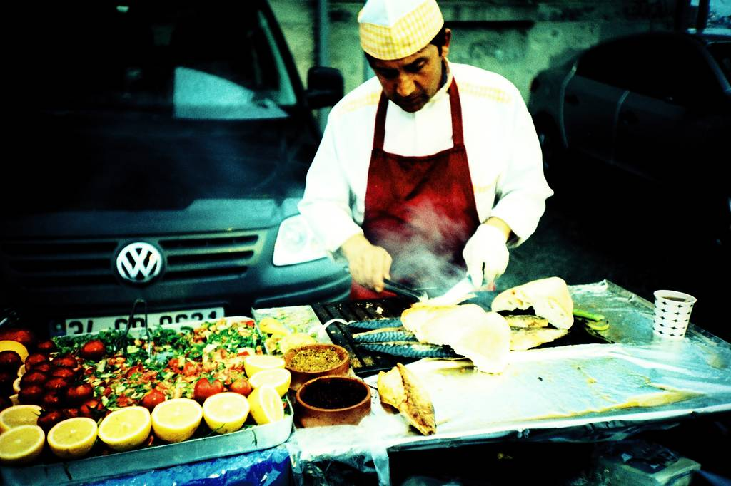 The 5 Greatest Street-Food Cities!