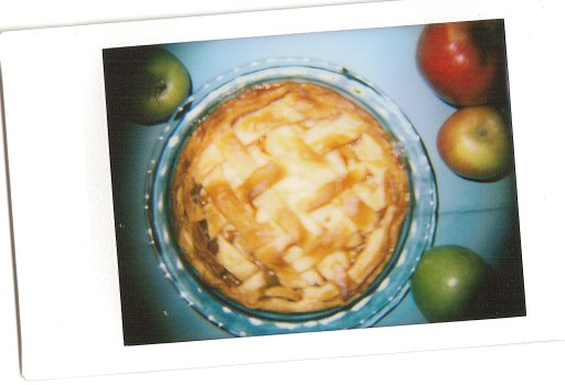 UK Cityslicker anafaro: Grandma Blue's Apple Pie