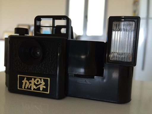 The Mysterious Antique Camera, the Capone 110 camera