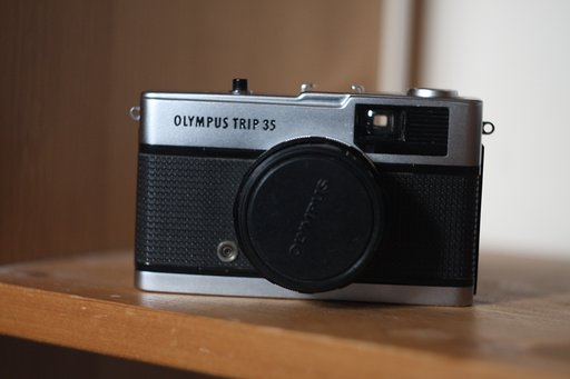 Olympus Trip 35: Perfect for Trips