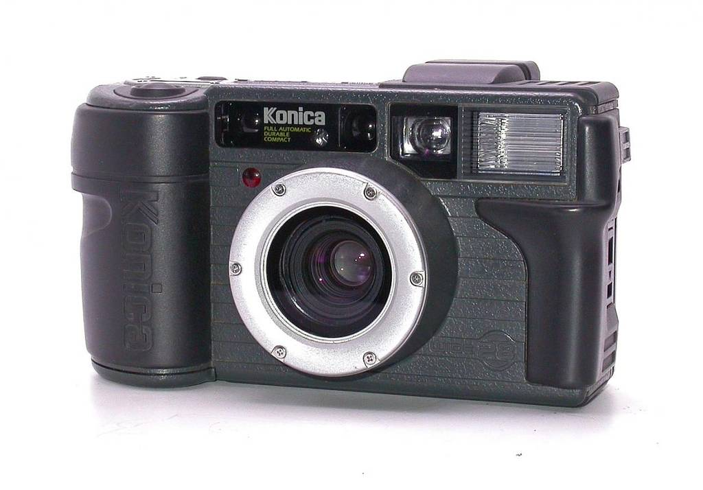 Lomopedia: Konica Off Road