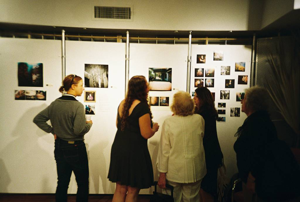 The Image and Poetry Project with Nancy Siesel and the Diana F+
