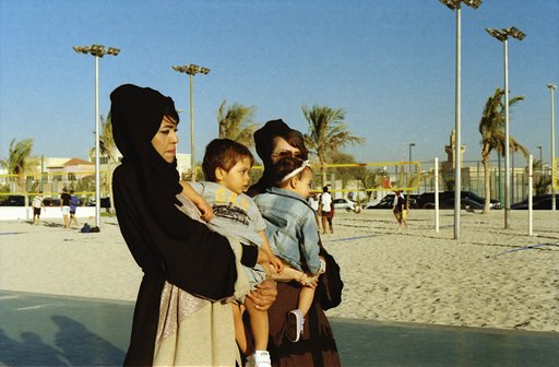 Around the World in Analogue: Dubai, United Arab Emirates
