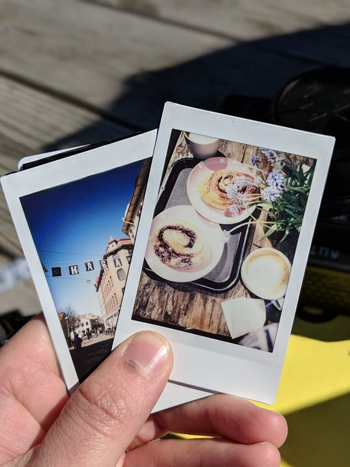 Alex Totaro and the Lomo'Instant Automat Glass