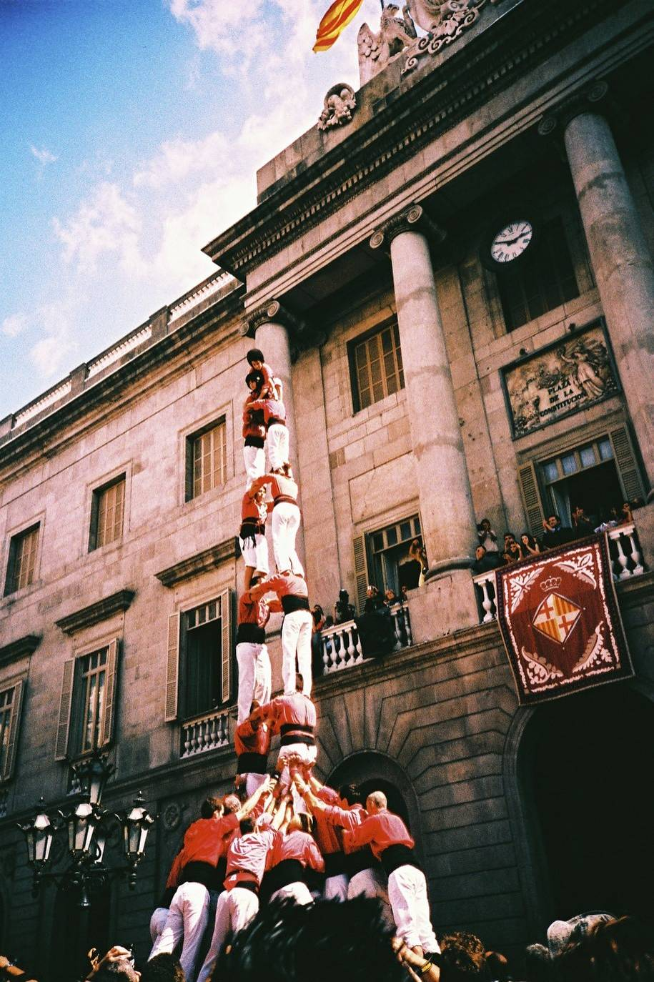 Els Castells - When Man Dared to Touch the Sky