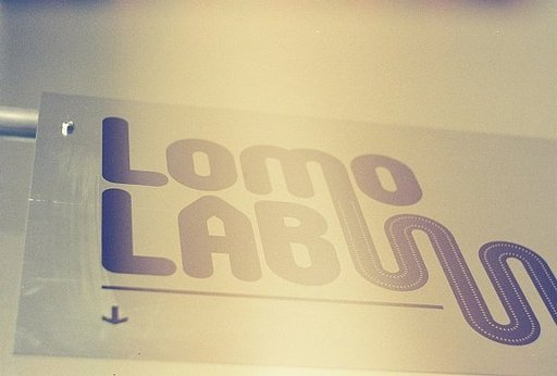We're back - Het LomoLab is terug in Amsterdam!