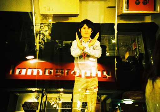 LOMO LC-Wide Party!今夜もぱーりなーぃ!