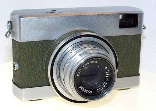 Pretty Green: Carl Zeiss Werra 1