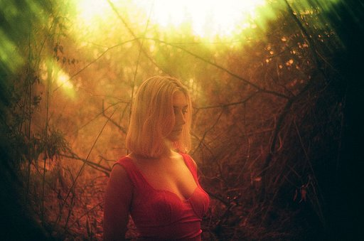 A Dream in Lomography Redscale by Mike Walrond