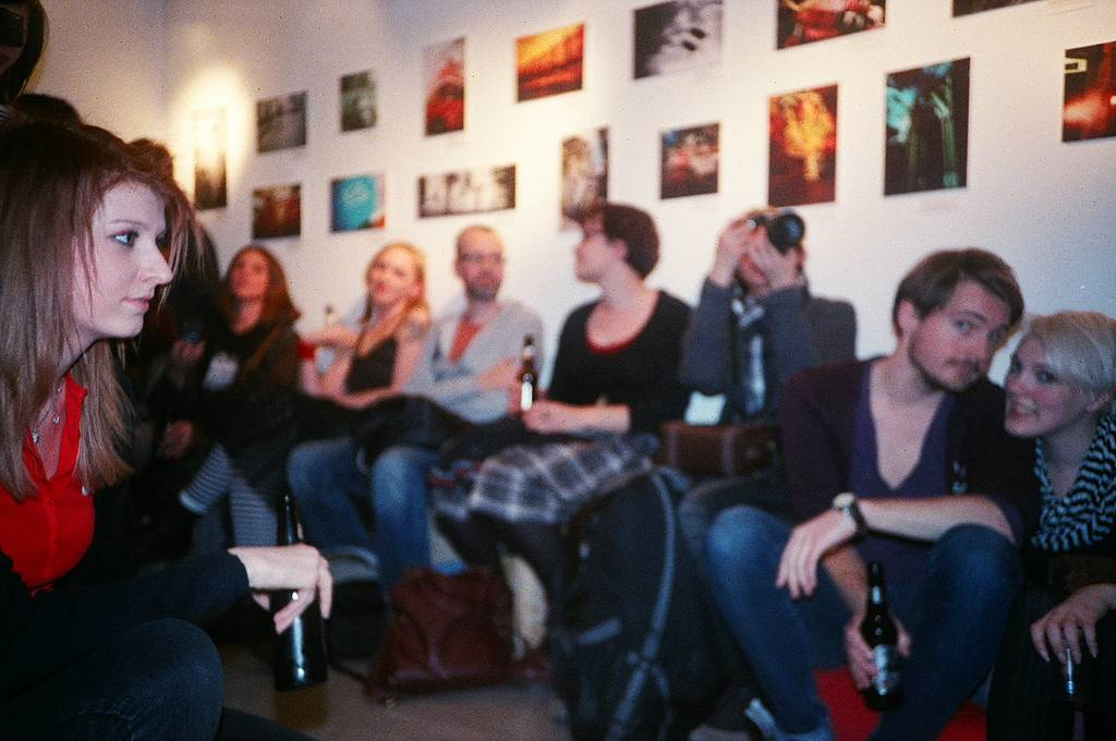 PARTY Recap: The Launch of the LomoHub & Open Mic Night