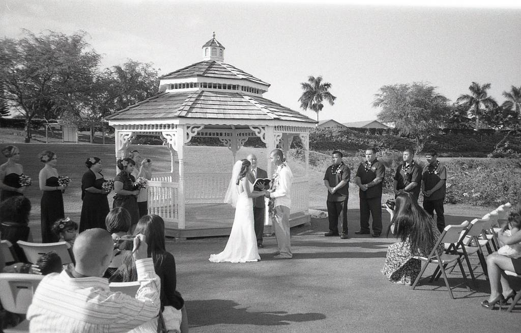 I Do's or June Weddings: A Little History