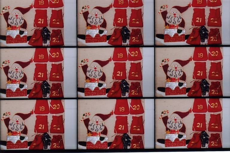 Reinventing Advent - Lomography Plays its Part!