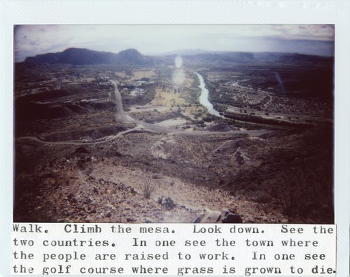 Around the World in Analogue: Far West Texas