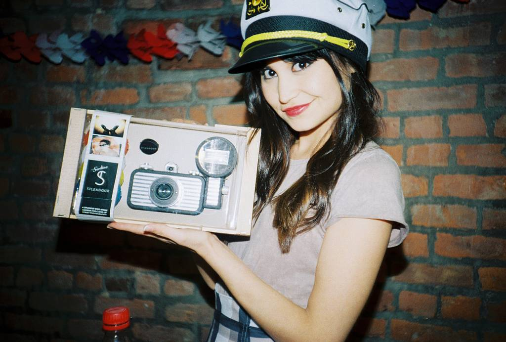 Splendour Launch Party @ Lomography Gallery Store NYC Greenwich Village!