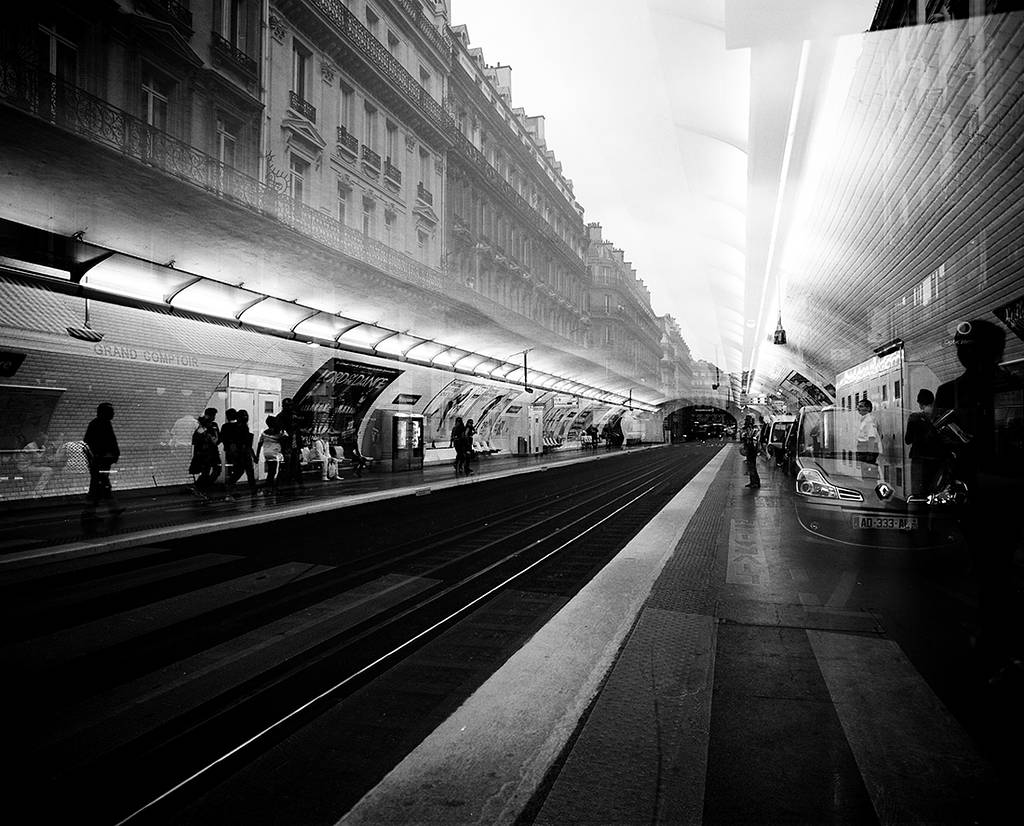 Perception, Time, and Urban Space - An Interview with Jeremie Dru