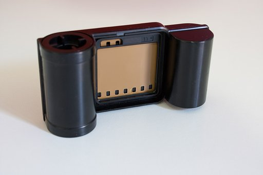 Reload Your Old 126 Films with Fresh 35mm Film