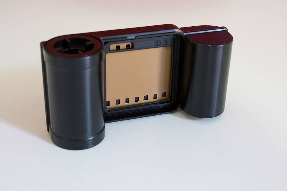 Reload Your Old 126 Films with Fresh 35 mm Film