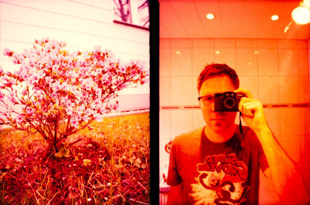 Shooting Creative Half-Frames with the Lomo LC-Wide