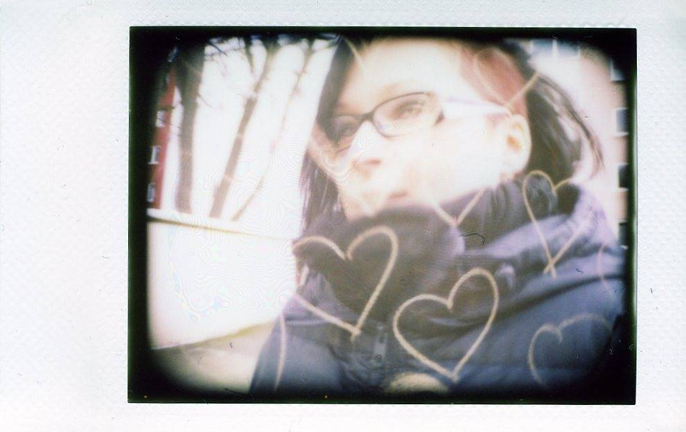 Snappy Instant Portraits Taken with the LC-A+ Instant Back