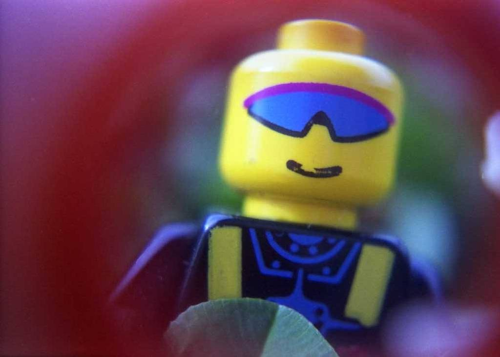 Graffiti, Lego and Stop Motion, What More Could We Ask For?
