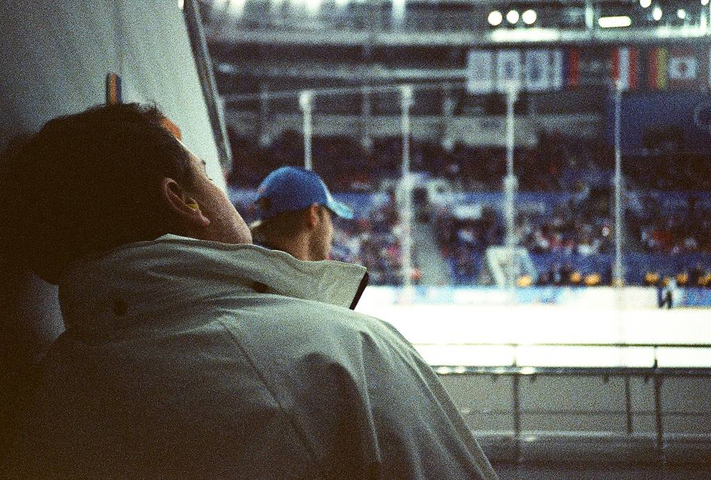 Lomographer Andrew Urodov talks about taking pictures at the Sochi Olympics
