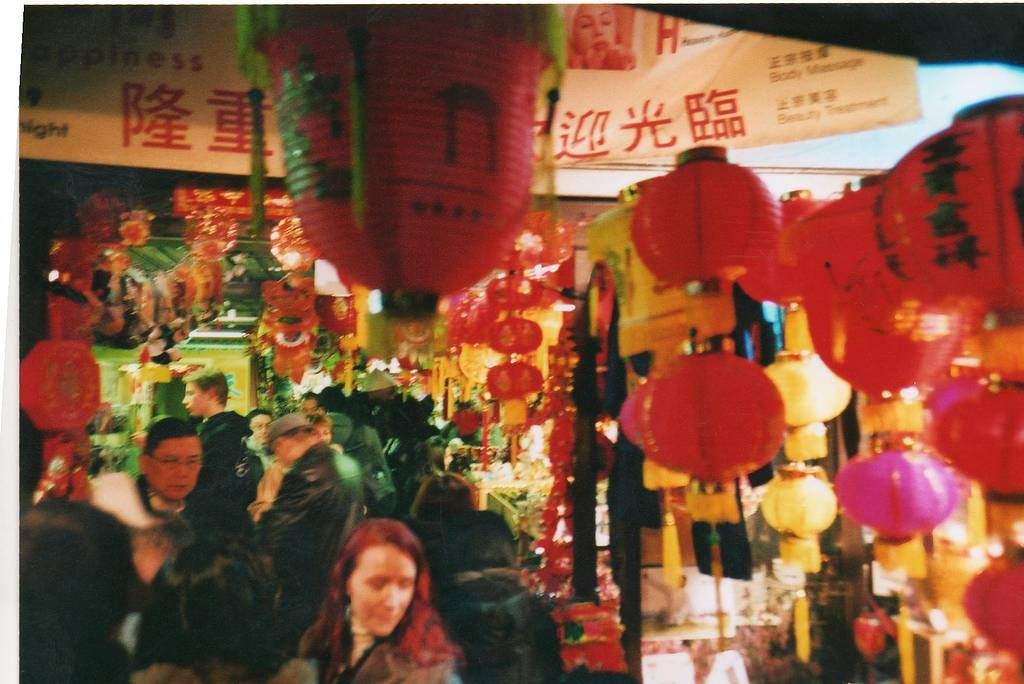 Lomography CN 800 ISO and My Very First Rolls with Lomography