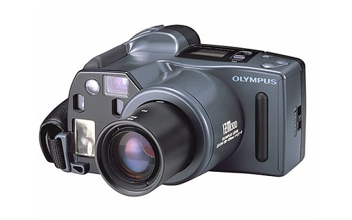 Lomopedia: Olympus AZ 300 Super Zoom