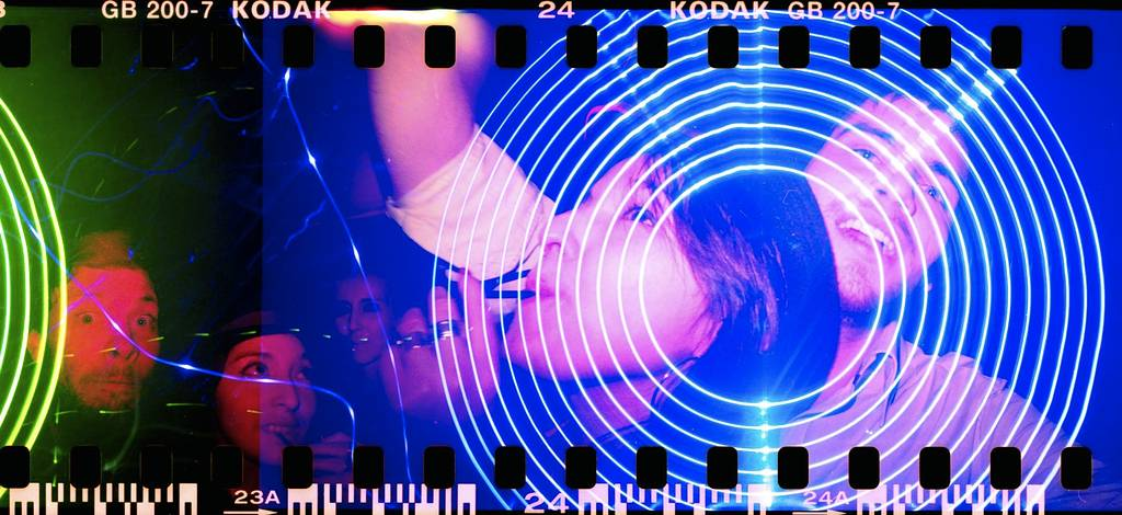 The Director's LomoKino Showreel: Keep the Party Going!